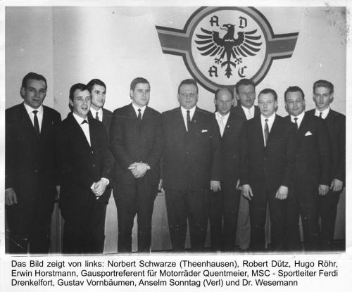 15.02.1964 - Gausiegerehrung
