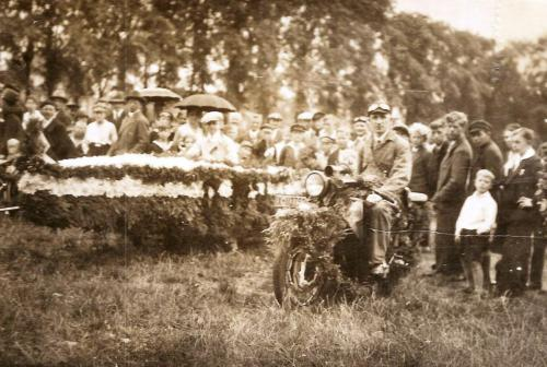 Blumen Korso 1930
