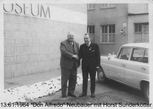Don Alfredo-Horst Sunderkötter
