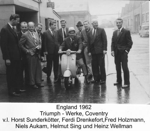 England 1962