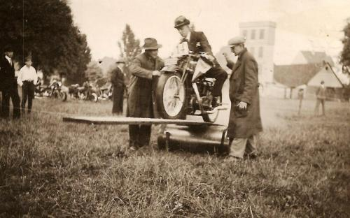 Motorrad Tunier 1933