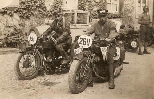 Paul Gronebaum + Paul Giljohann 1928